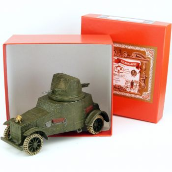 automitrailleuse Laffly-White (White TBC), version 1917 (en boite rouge)