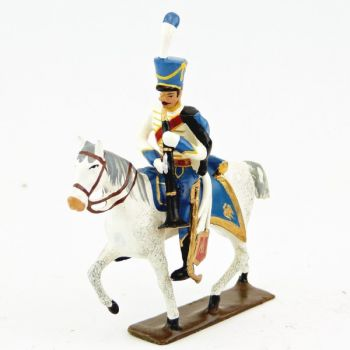 clarinette de la musique du 5e rgt de hussards
