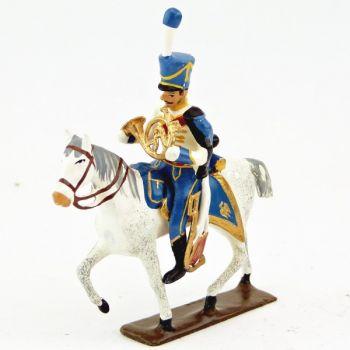 cor de la musique du 5e rgt de hussards