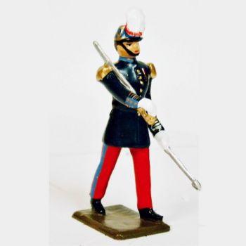 officier de l'Ecole de Saint-Cyr (Coët-Quidan)