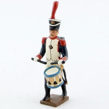 tambour des fusiliers saint cyr (1812)