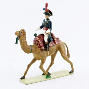 Bonaparte, Campagne d'Égypte à dromadaire (1799)