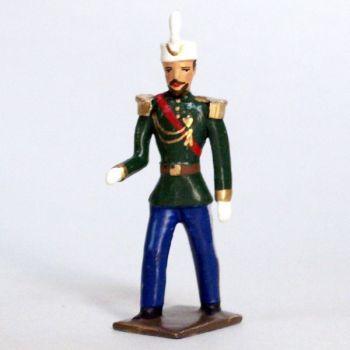 Tsar Nicolas II (1868-1918), dernier empereur de Russie