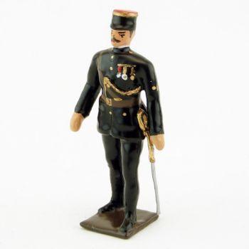 Guynemer (1894-1917), aviateur français pendant la Première Guerre.