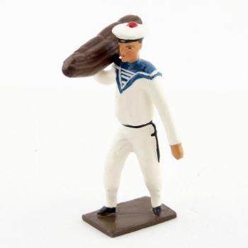 marin portant paquetage