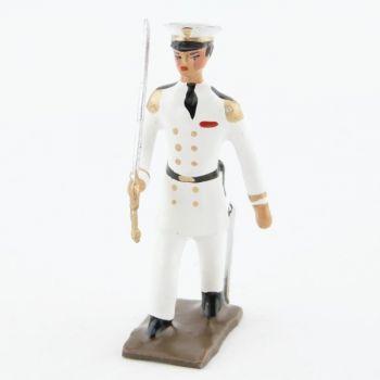 officier des marins blancs