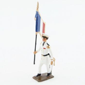 drapeau des marins blancs