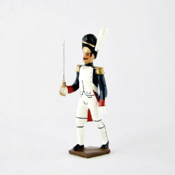 officier des grenadiers de la garde (1812)