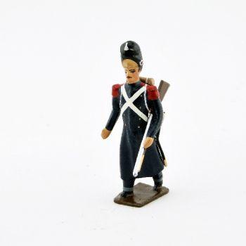fantassin des grenadiers de la garde en tenue de route ((1804-1812))