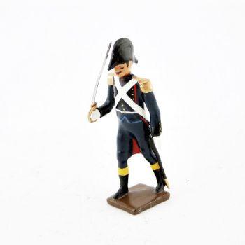 officier du génie de la garde (1812)