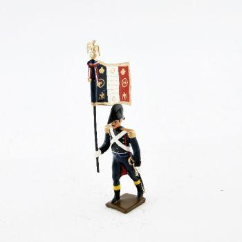 drapeau du génie de la garde (1812)