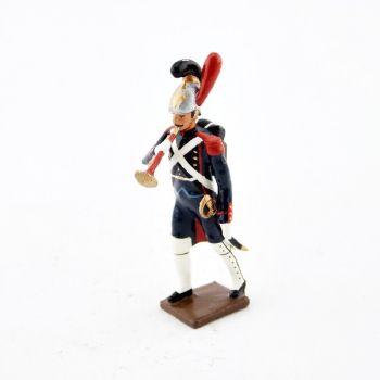 clairon du génie de la garde (1812)