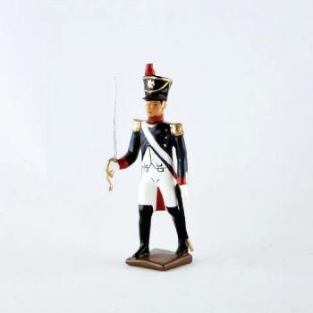 officier de l'infanterie de ligne (1812)