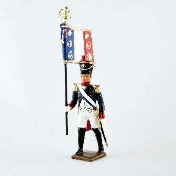 drapeau de l'infanterie de ligne (1812)