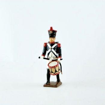 tambour de l'infanterie de ligne (1812)