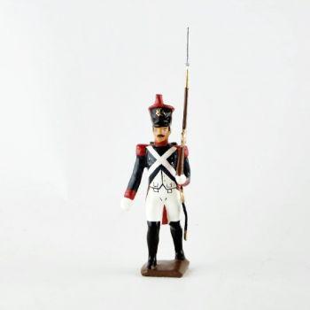 fantassin de l'infanterie de ligne (1812)