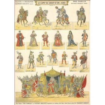 Le Camp du Drap d'Or (1520)