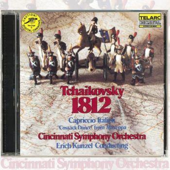 "cd ""Tchaikovsky : 1812, Capriccio Italien, Cossack Dance"""