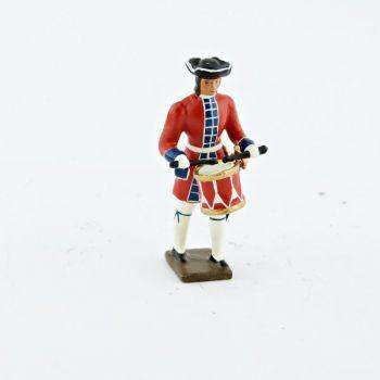 tambour des grenadiers de la garde suisse louis xiv (1670)