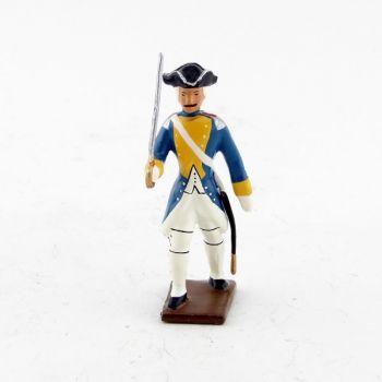 officier du royal deux-ponts