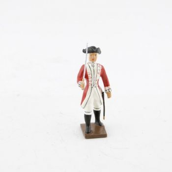 officier des grenadiers anglais 33e rgt
