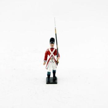 fantassin des grenadiers anglais 33e rgt