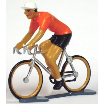 Maillot orange - vainqueur du Tour de Hollande