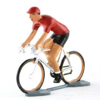 Maillot rouge - vainqueur du Tour d'Espagne
