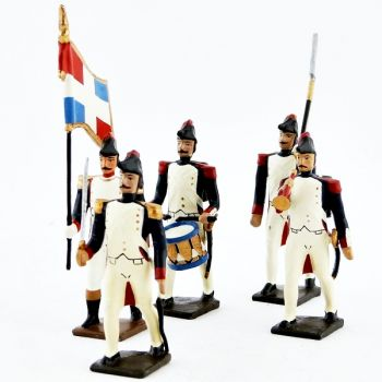 fantassin des volontaires (1793)