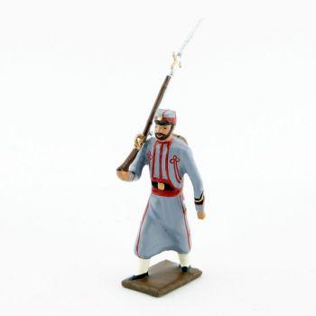 fantassin des zouaves pontificaux (1870)