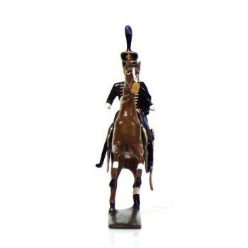 officier du 2e régiment de hussards (1808)