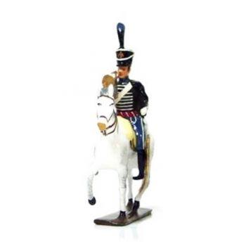 trompette (d'ordonnance) du 2e régiment de hussards (1808)
