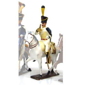 trompette (d'ordonnance) du 5e régiment de hussards (1808)