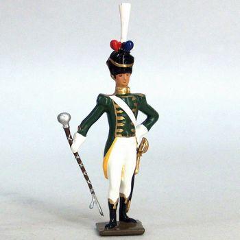 Tambour-Major des pupilles de la garde (1811)