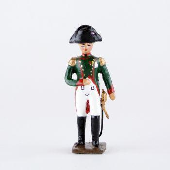 Napoléon en tenue de colonel des chasseurs