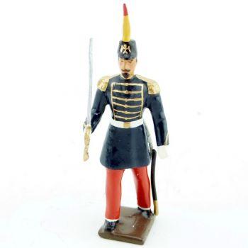 officier des voltigeurs de la garde imperiale (n. iii)