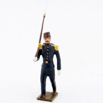 fantassin de l'infanterie de marine, iiième république