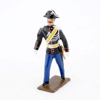 officier des gendarmes (iiie rép.)