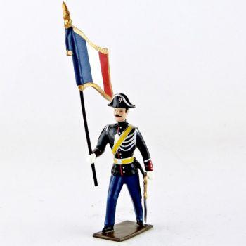 drapeau des gendarmes (IIIe république)