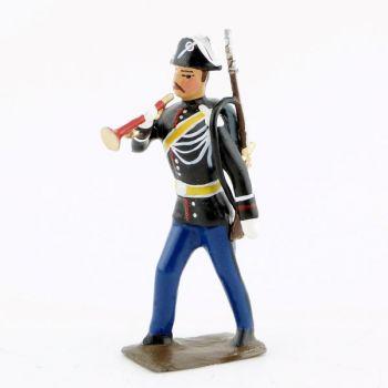clairon des gendarmes (IIIe répubmique)
