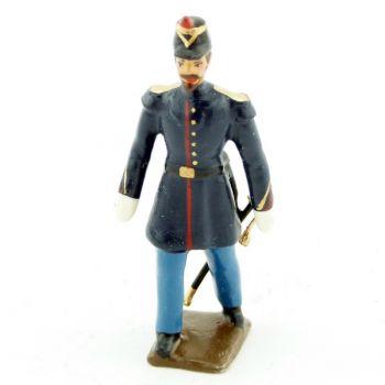 officier des douaniers (IIIe république)