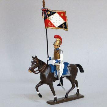 etendard des carabiniers à cheval (1812)