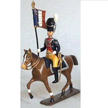 etendard des gendarmes d'élite à cheval (1804)