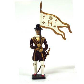 drapeau des piquiers Henri IV