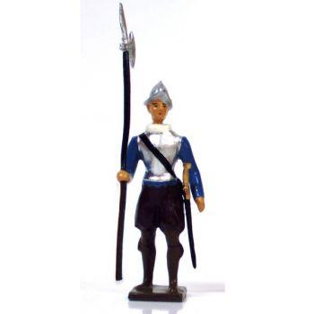 piquier Henri IV avec lance