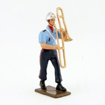 Trombone de la Musique des Pompiers
