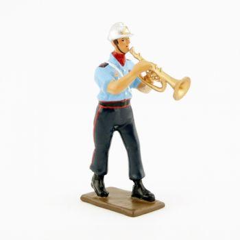 Trompette de la Musique des Pompiers