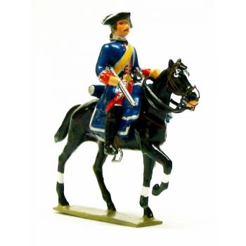 officier de la marechaussee a cheval (1720)