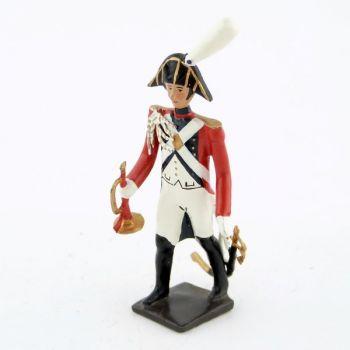 clairon (d'ordonnance) de la garde d'honneur de strasbourg (1805)