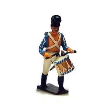 tambour (d'ordonnance) du 8e régiment bavarois (1812)